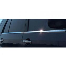 Window trim cover chrom alu for Ford FUSION 2002 - 2012