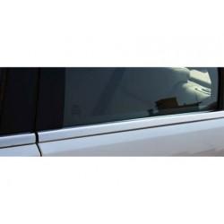 Window trim cover chrom alu for Ford MONDEO III 2000-2007