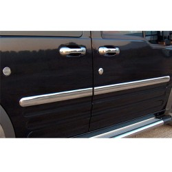 Covers rods doors chrome for Ford CONNECT 2002-[...]