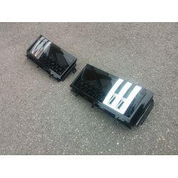 Grilles d'ailes pour Range pour Rover 2011 - Noir noir chrome