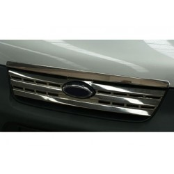 Rod's grille chrome for Ford CONNECT 2009-[...]