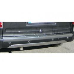 Rear bumper sill cover alu for Ford CONNECT 2009-[...]