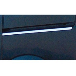 Moulding chrome sliding door notch Ford CONNECT 2009-[...]