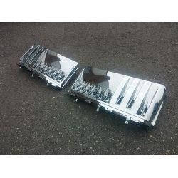 Grilles d'ailes pour Range pour Rover 2011 - Chrome