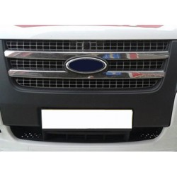 Rod's grille chrome for Ford TRANSIT 2006-2013