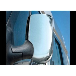 Chrom mirror cover for Ford TRANSIT 2000 - 2013