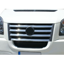 Rod's grille chrome Ford TRANSIT 2014-[...]