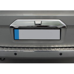 Handle trunk chrome for Ford TRANSIT TOURNEO/CUSTOM 2013-[...] - covers with slot for camera