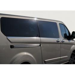 Window trim cover chrom alu Ford TRANSIT TOURNEO/CUSTOM 2013-[...]