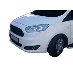 Contour chrome for fog Ford TOURNEO COURIER 2014 -]