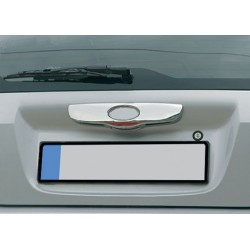 Cover handle trunk chrome for Hyundai GETZ 2002 - 2011