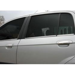 Window trim cover chrom alu for Hyundai GETZ 2002-2011