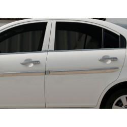 For Hyundai ACCENT/ERA 2005-2011 chrome door handle covers