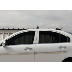 Window trim cover chrom alu for Hyundai ACCENT/ERA 2005-2011