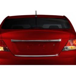 Rear bumper sill cover for Hyundai ACCENT BLUE/SOLARIS 2012-[...]