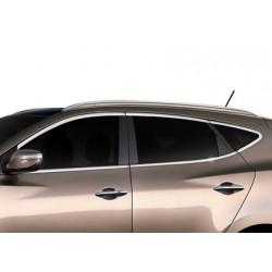 Outline of window chrome alu for Hyundai iX35 2010-[...]