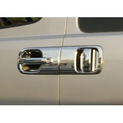 Hyundai H1 chrome door handle covers