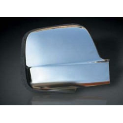 Covers mirrors stainless chrome for Hyundai H1 2007-[...]