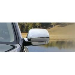 Chrom mirror cover stainless steel for the Land Rover RANGE ROVER III (VOGUE) 2002-2012