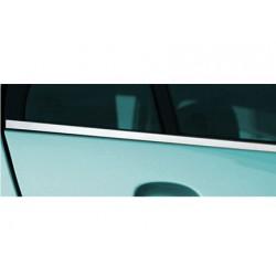 Window trim cover chrom alu for the Land Rover RANGE ROVER III (VOGUE) 2002-2012