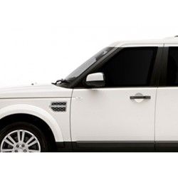Covers mirrors stainless chrome for Land Rover DISCOVERY III 2004 - 2009
