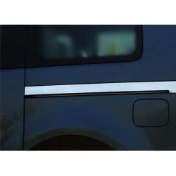 Moulding chrome sliding door notch Mercedes CITAN 2013-[...]