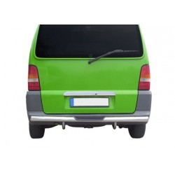 Safe for Mercedes VITO W638 1996-2003 chrome handle covers