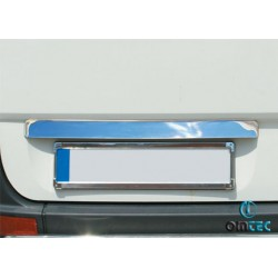 Handle trunk chrome for Mercedes VITO W639 2003-[...] - Double back door covers