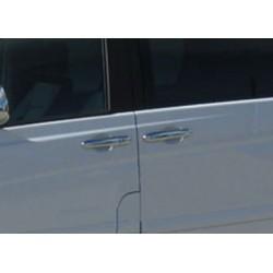 Mercedes VITO W639 Facelift 3-door chrome door handle covers