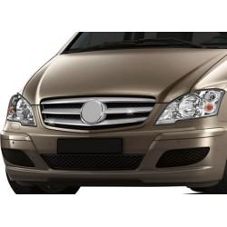 Rod's grille chrome for Mercedes VITO W639 Facelift 2010-[...]