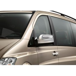 Covers mirrors stainless chrome for Mercedes VITO W639 Facelift 2010-[...]
