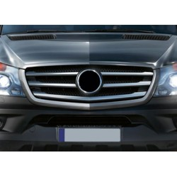 Rod's grille chrome Mercedes SPRINTER 2013-[...]