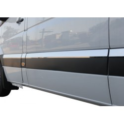 Covers rods doors chrome for Mercedes SPRINTER Normal 2006-[...]