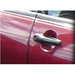 Mitsubishi GRANDIS chrome door handle covers