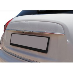 Cover handle trunk chrome for Nissan JUKE 2011 - 2014