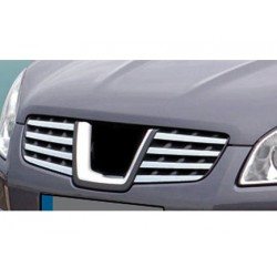 Rod's grille chrome for Nissan QASHQAI 2007-2010