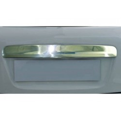 Handle trunk chrome for Nissan QASHQAI Facelift 2010-[...] - covers with holes Keyless
