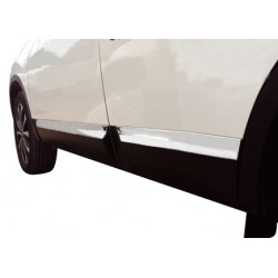 Covers rods doors chrome for Nissan QASHQAI Facelift 2010-[...]