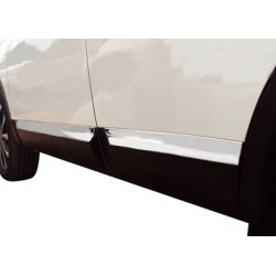 Covers rods doors chrome for Nissan QASHQAI + 2 2009-[...]