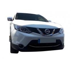 Added chrome bumper before Nissan QASHQAI 2014-[...]