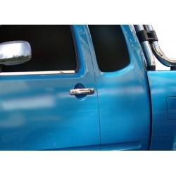Chrome for Nissan NAVARA door handle - keyless