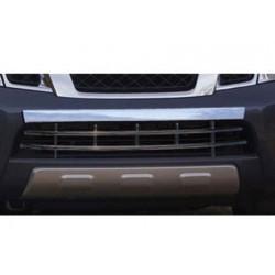 Added chrome bumper Nissan NAVARA 2006-[...]