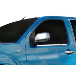 Covers mirrors stainless chrome for Nissan NAVARA 2006-[...]