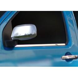 Window trim cover chrom alu for Nissan NAVARA 2006-[...]