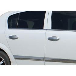 For Opel ASTRA H 5 doors chrome door handle covers