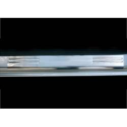 Door sill cover for Opel ASTRA H 2004-2013 - 5 doors