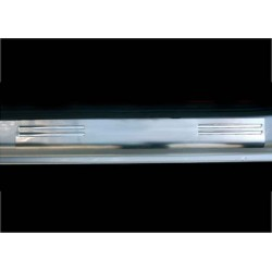 Door sill cover for Opel ASTRA H 2005-2009