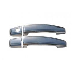 Opel ASTRA J 3 door chrome door handle covers