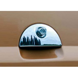 Cover handle of trunk chrome for Opel CORSA C 2000-2006