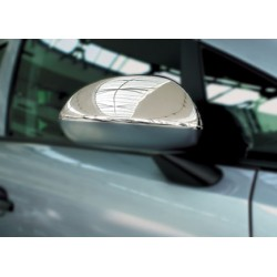 Covers mirrors stainless chrome for Opel CORSA D 2006-[...]